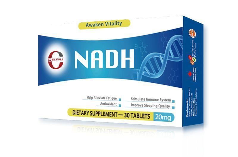 2019诺贝尔奖印证CELFULL NADH利于人类健康寿命